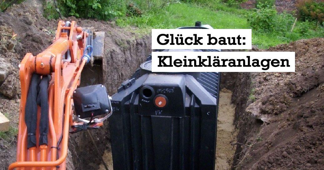Kleinkläranlagen Thüringen Franken
